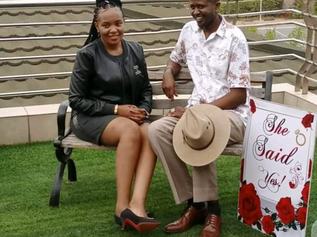 Keziah Wa Kariuki Parades Her 'Lover' After Divorce With Kiengei