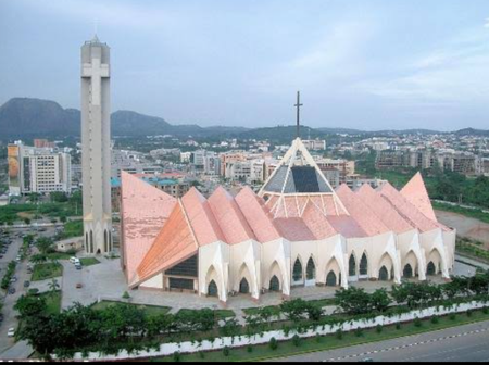Some Churches and Proper Guidelines, as Places of Worship Resumes Normal Worship in Nigeria.