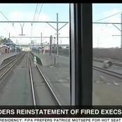 Court orders reinstatement of fired PRASA execs.