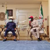 After He Won Edo Election, Obaseki Visits Wike In Portharcourt, Check Out What He Went To Do(Photos)