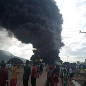 Revelations About The Petrol Tanker Explosion That Killed Over 20 People in Lokoja
