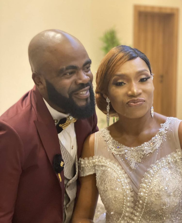 Check out 15 photos of Chief Imo and his wife they celebrate their 10th wedding anniversary 19