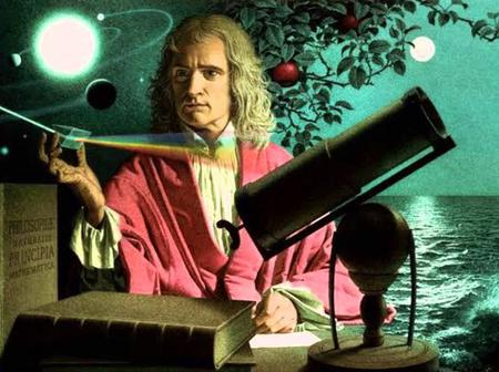 History: Checkout the apple tree that aided the law of gravity by Isaac Newton