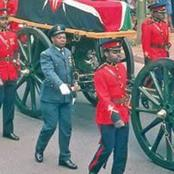 The Day Kenyatta's Body Was Exhumed And Taken To City Mortuary