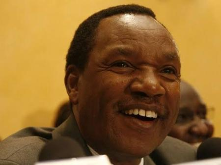 Remember The Former Minister Henry Kosgey? See What He is Doing After Quitting Politics