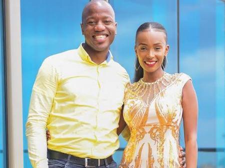 'We Had A Healthy Relationship' Tony Kwalanda Finally Speaks On His Good Times With Joyce Maina