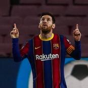 Lionel Messi Continue To Show Great Dominance Despite Barcelona Crisis