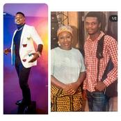 Reactions As Patience Ozokwo Shared A Throwback Picture Of Herself And Ken Erics's On His Birthday