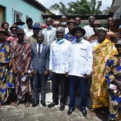 Election du Président ADO au 1er tour: Mambé et la chefferie Abidji accordent leurs violons
