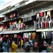Did you know Onitsha main market is the busiest market in Africa.