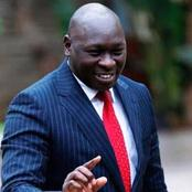 """""""I'm Not at The Center Stage of Removing DP Ruto From Jubilee,"""" Hon. Kutuny Says"""