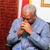 This Is Sad: Ghanaians Descend On Mahama's Lawyer For What He Said About The Petition