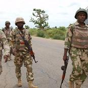 Benefits Of Being a Combatant Officer In The Nigerian Army