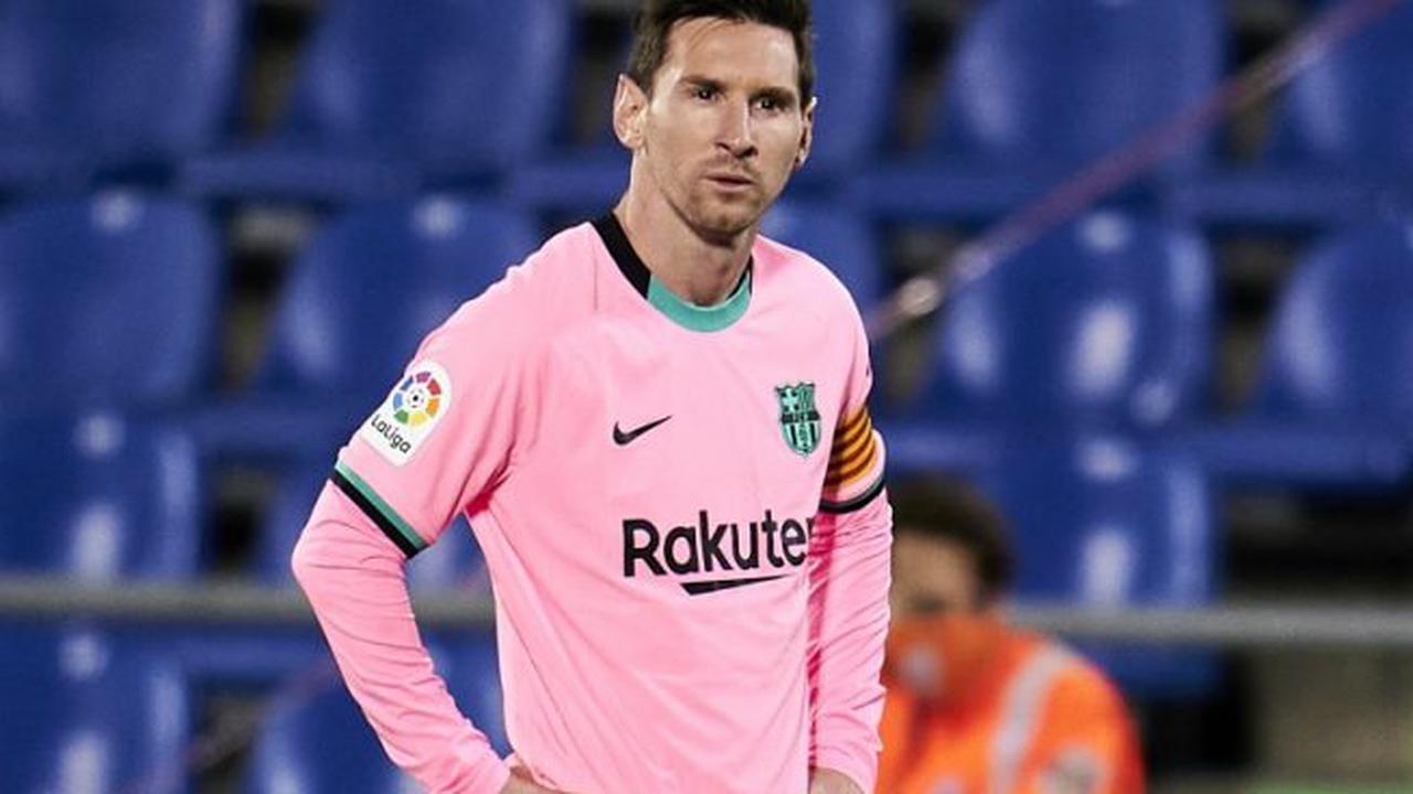 Un cador anglais entre dans la danse pour Messi !