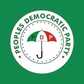 PDP Welcomes Many Defectors From APC In Akwa Ibom State