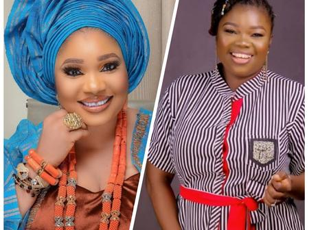 Actress Jaiye Kuti Celebrates Her Younger Sister