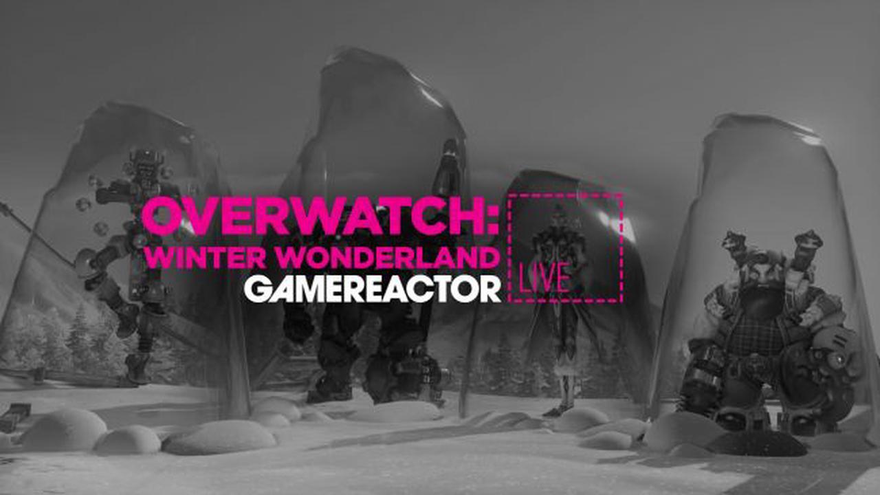 Rejoignez nous en stream sur la Féérie Hivernale d'Overwatch !