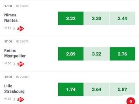 7 Sure French Ligue 1 Matches With the Best Odds