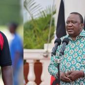 Uhuru Kenyatta Sets Off The Journey Of Settling Benjamin Ayimba's Hospital Bill