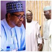Today's Headlines: Buhari Decorates New Service Chiefs, Nigeria Shall be Great Again Atiku Speaks