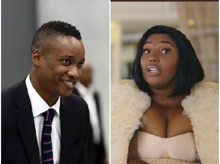 """Zuma's Ex-Fiancée Conco Surprises Mzansi, Some Are Saying, """"NO"""" to Conco And Duduzane   See This"""