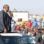 End of the Road for Tangatanga in Mt Kenya? Uhuru Brings Business to a Standstill in Juja Town