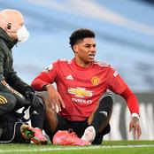 Injury Update on Marcus Rashford After the Manchester Derby