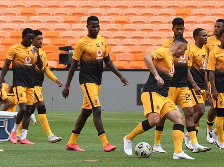 SAFA Send Good News To Kaizer Chiefs After CAF Suspension. See Details Here