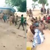 Video: Bandits Release The 27 Abducted Students In Niger State