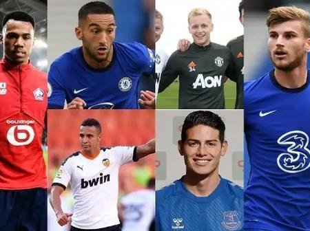 List Of All The Signings Made By Premier League Clubs This Year