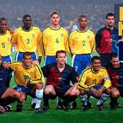 Barcelona vs Brazil and 10 times countries played against clubs (photos)