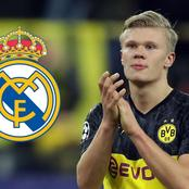 Real Madrid ready Erling Haaland transfer fee