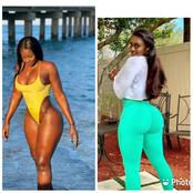Checkout Pictures Of 'Babeth', The Beautiful Congolese Personal Trainer And Gospel Singer.