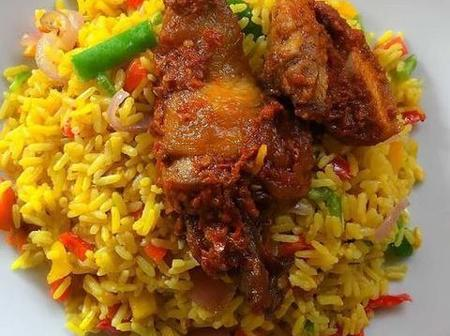 Check Out Special Recipe To Prepare Fried Rice