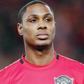 Odion Ighalo Reveals What Manchester United Need To Win EPL Trophy