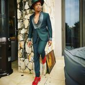 Somizi Mhlongo Always Suprise Msanzi With His Sense Of Style ;Check His Pictures Out