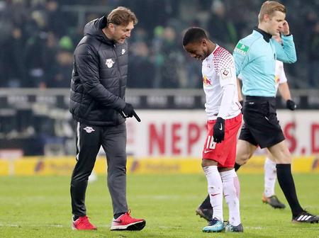 English Premier League club-side complete the signing of Nigerian star from German Bundesliga giants