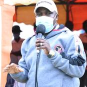 Kisumu DG Mathew Owili Hit Back At A Section Of Political Leaders Insulting Governor Nyong'o