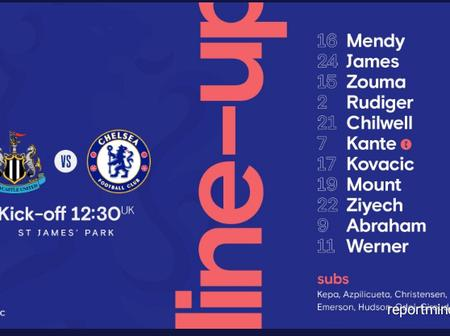 Newcastle Vs Chelsea Starting XI: Rudiger Starts First Game Of The Season For The Blues