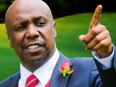 Gideon Moi Sends A Stern Warning To His Political Rivals Ahead Of 2022 Presidential Race