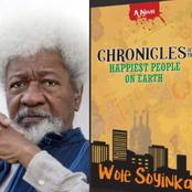 Nigerian Authors Honors Soyinka At The Launch Of The Chronicles Of Happiest People On Earth