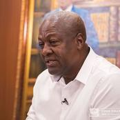 You Cannot Beat Mahama's Achievement Even If You're Giving 30 Years- Felix Ofusu Kwakye To NPP