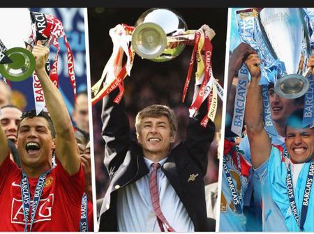 Premier League: Five Of The Best Premier League Title Races In History. (Details Below)