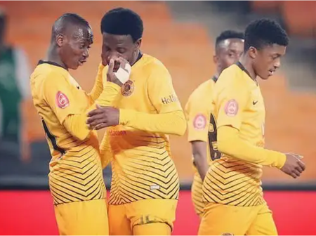 RUMOURS: Another Kaizer Chiefs star might be set to leave the club