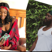 See The Response Simi Gave To Adekunle Gold After He Commented On Her Post, That Sparked Reactions