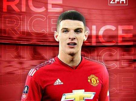 Big News From Old Trafford as Man United Reportedly Make Declan Rice Decision Amid Transfer Links