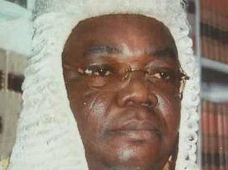 Meet The Supreme Court Justice Who Disagreed With His Colleagues and Allowed Ihedioha's Application