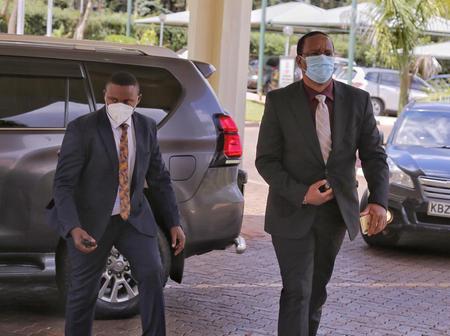 Ruto's Top Lieutenant Slams PS Kibicho for Making a Serious Move Against Sonko