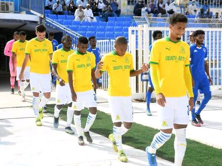 Four Sundowns Stars at Risk of Missing the Game Against Pirates