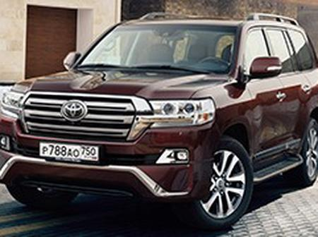 Why the Land Cruiser Is a great Car To have